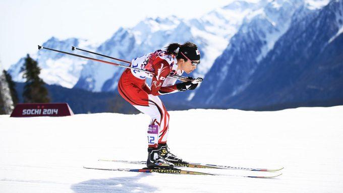 спортивные лыжи для фристайла