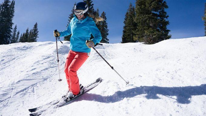 какой должен быть вес лыж