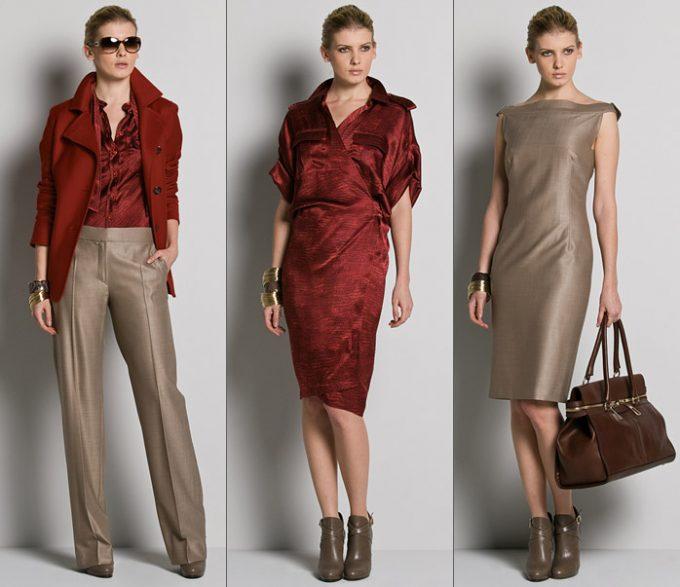 как выбрать фасон делового костюма