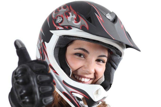 как выбрать шлем по размеру головы
