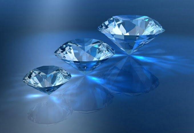 голубое свечение в ультрафиолете