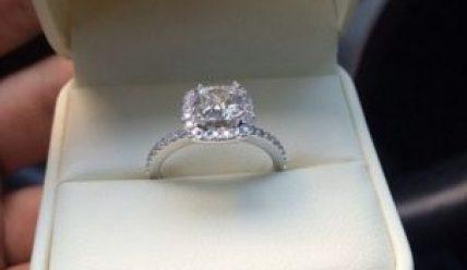 Современные тонкости при выборе кольца с бриллиантом