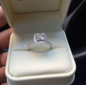 Как выбрать кольцо с бриллиантом правильно и по характеристикам
