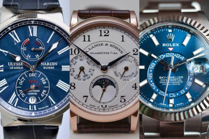 внешние материалы для выбора часов
