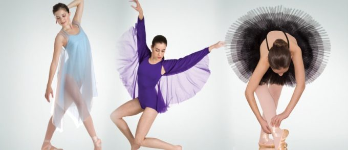 фото одежды для балета