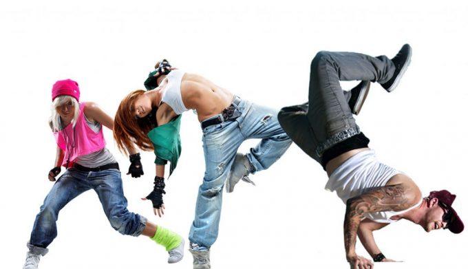 свободная одежда для хип хопа