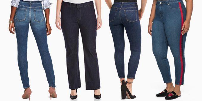 фасоны джинсов для женщин на алиэкспресс