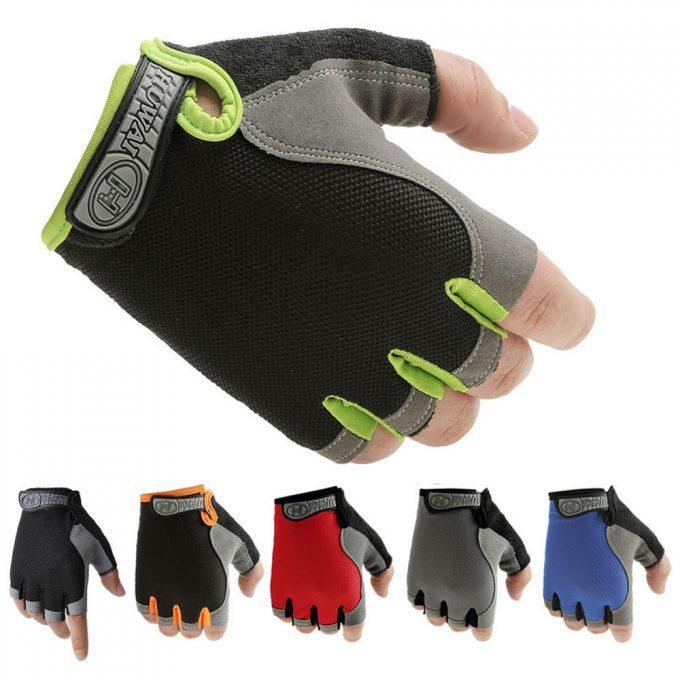 разновидности перчаток для фитнесса