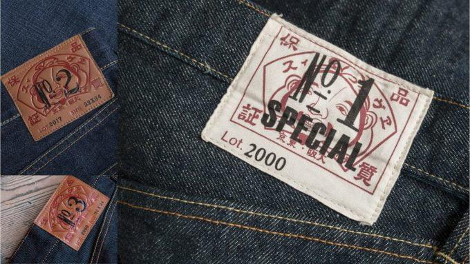 бирки ещё одна отличительная черта оригинальных джинс