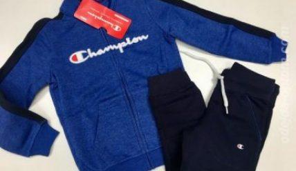 Разница подделки от оригинальной спортивной одежды Champion