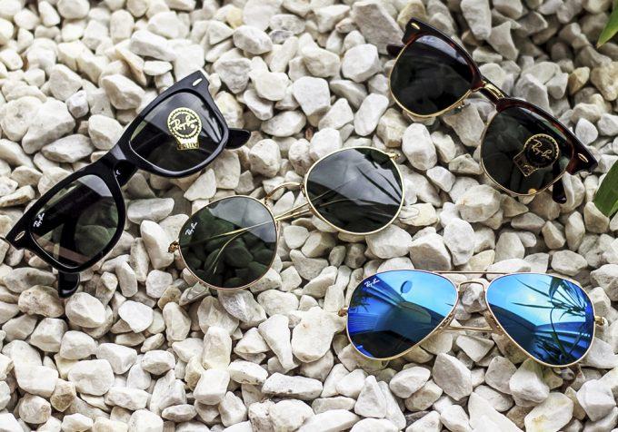 очки бренда ray ban