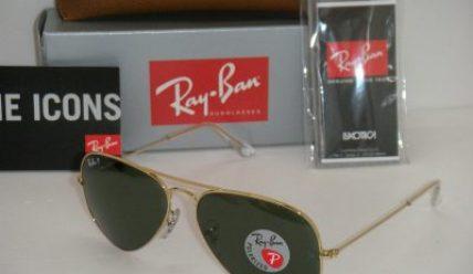 Для защиты глаз и зрения, учимся отличать подделку очков Ray Ban