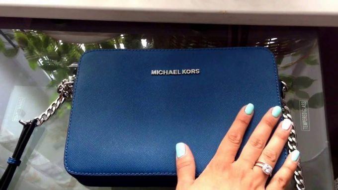 670b74388baa Как отличить сумку Michael Kors от подделки: примеры