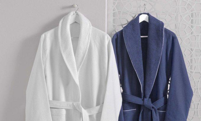 Правильный подбор халата
