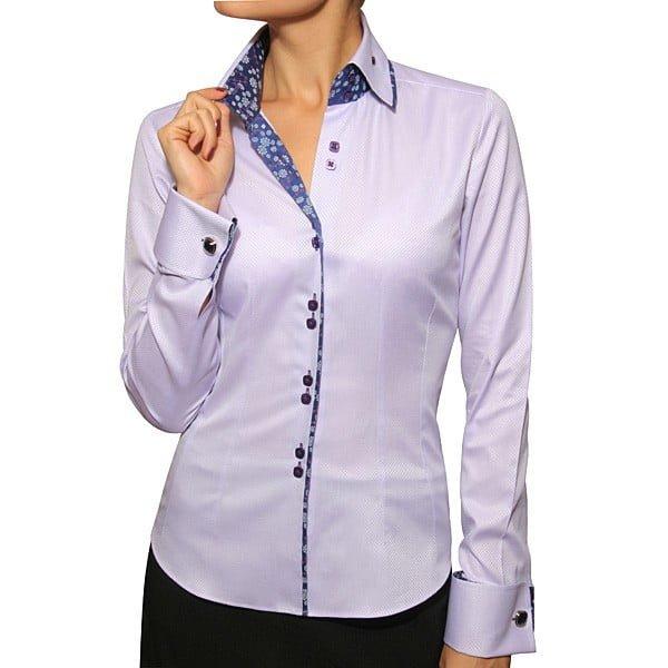 модные варианты рубашки