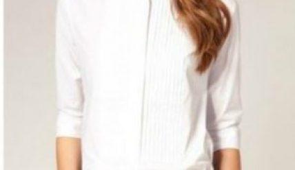 Удачно выбранная женская рубашка подчеркнёт ваши достоинства