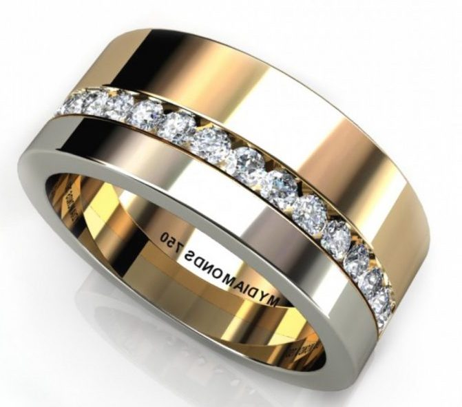 как выбрать кольцо мужчине
