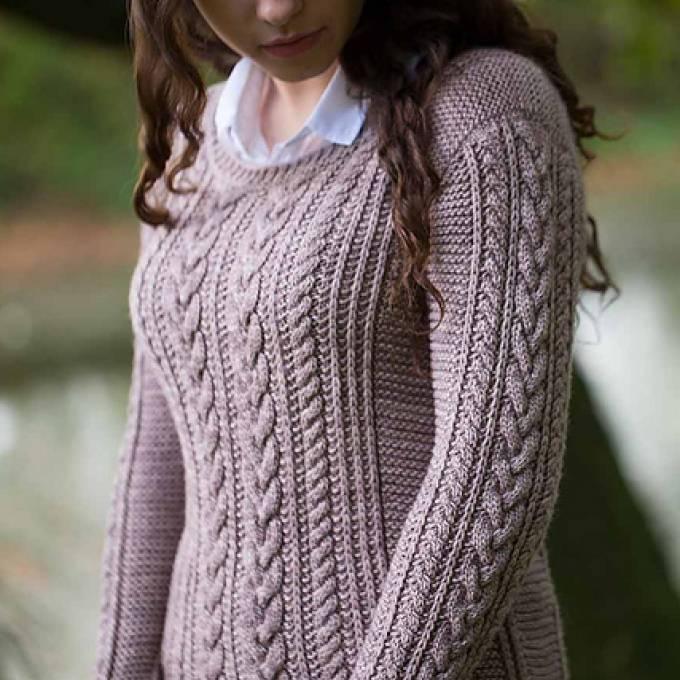 как подобрать цвет свитера