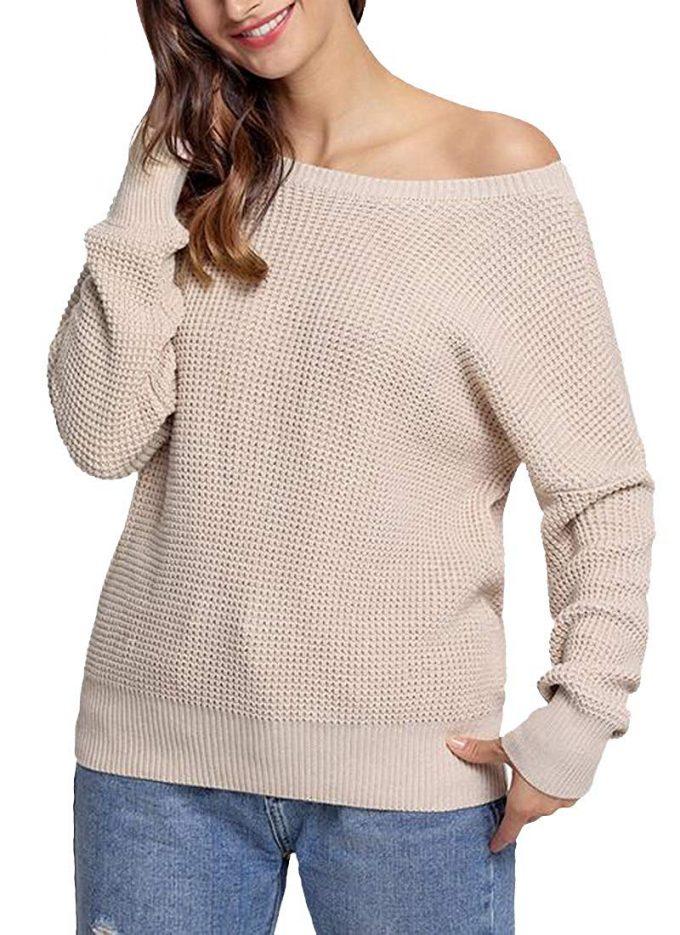 свитер из вискозы не требует сильного ухода