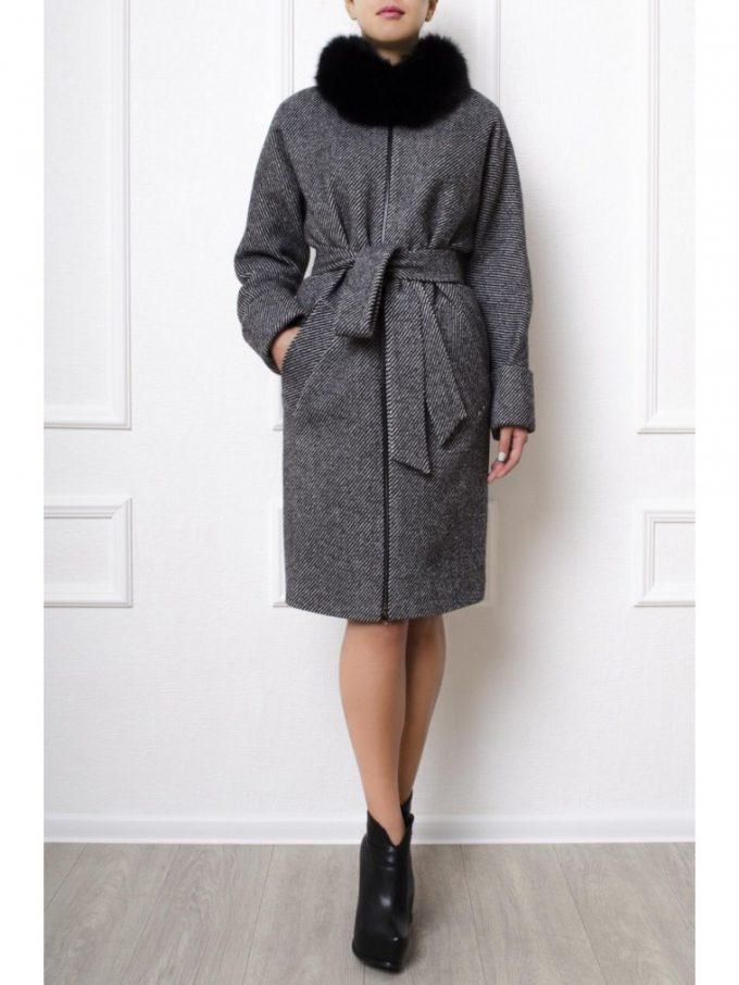 самые тёплые пальто из шерсти