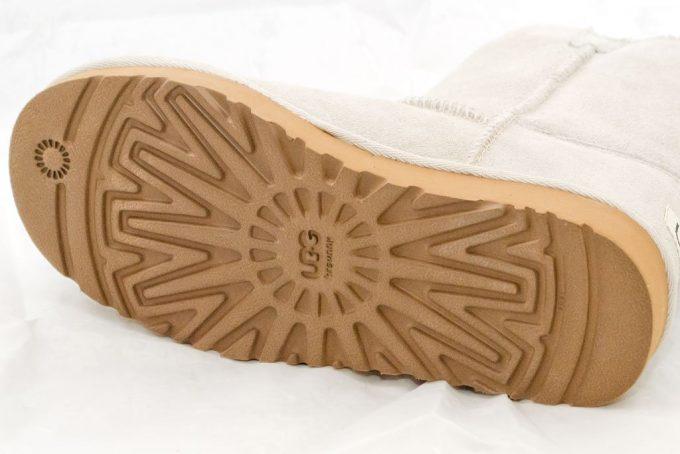 внешний вид подошвы обуви