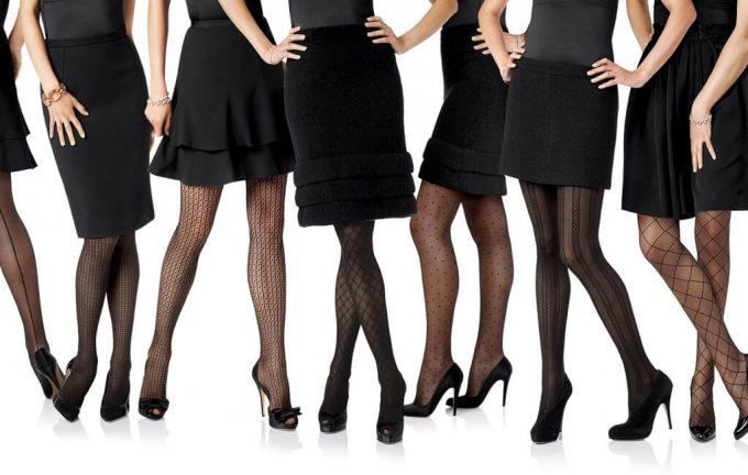 как выбрать колготки женские