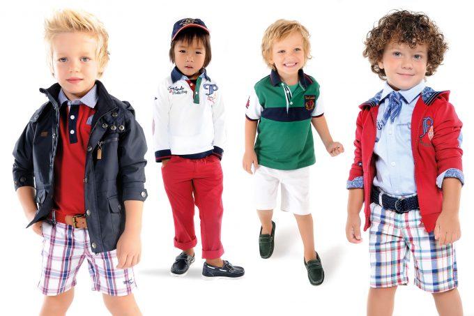 покупка одежды для детей на сайте