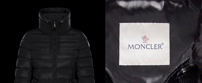 Отличить подделку Монклер