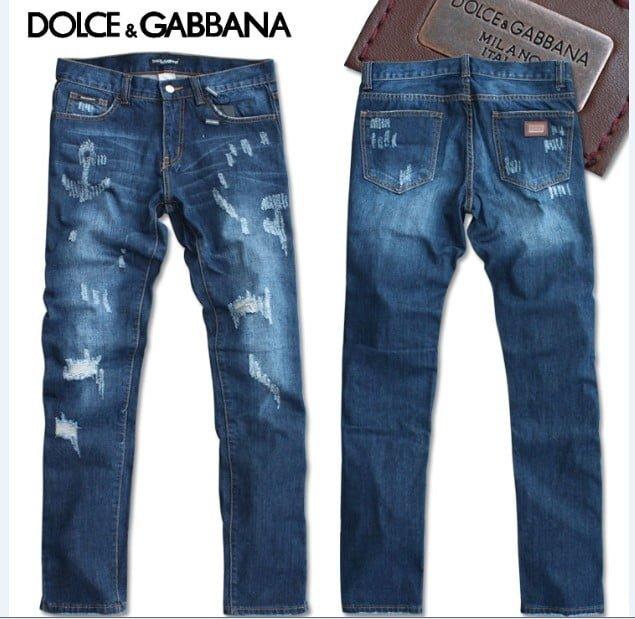 выбор джинсов dolce gabbana
