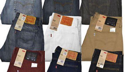 Советы, как отличить подделку джинсов и футболок levis