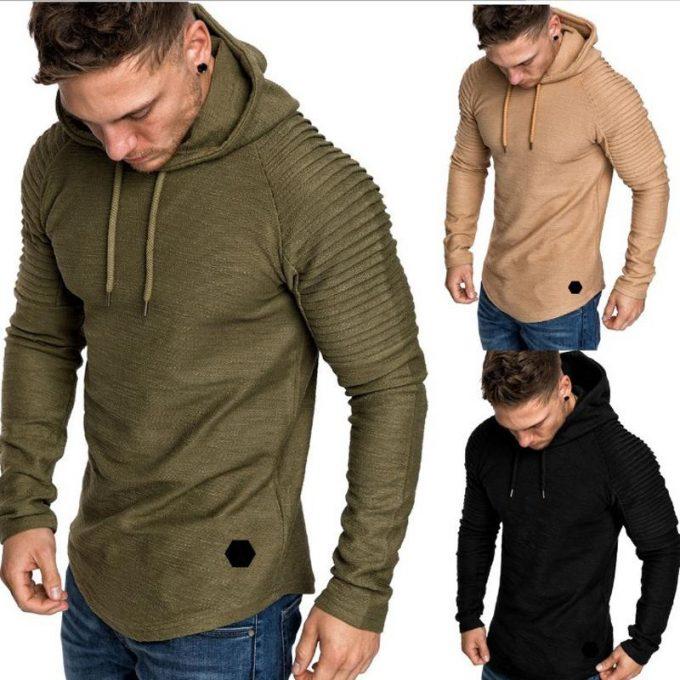 свитер с капюшоном-худи