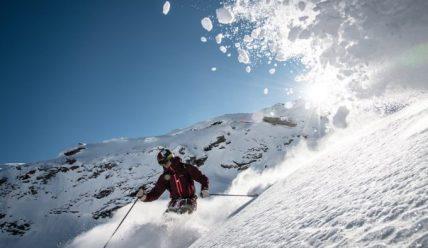 Выбор лыж по размеру для профессионального фрирайда