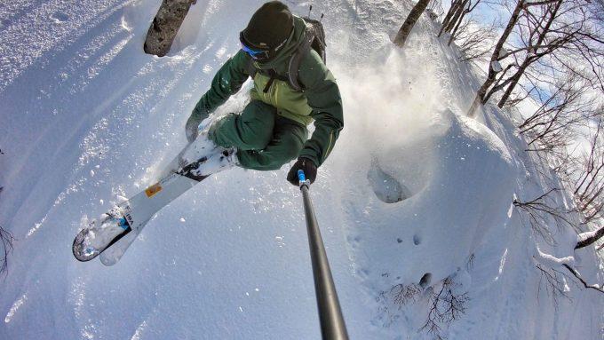 какая должна быть ширина лыж