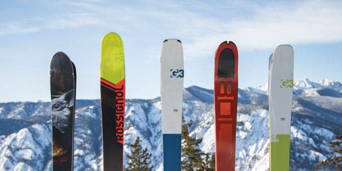 варианты лыж для фрирайда