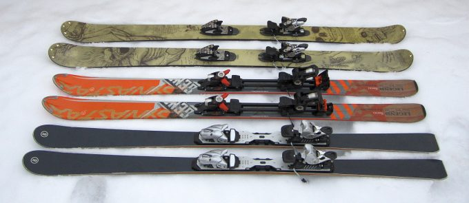 как купить правильные лыжи для фрирайда