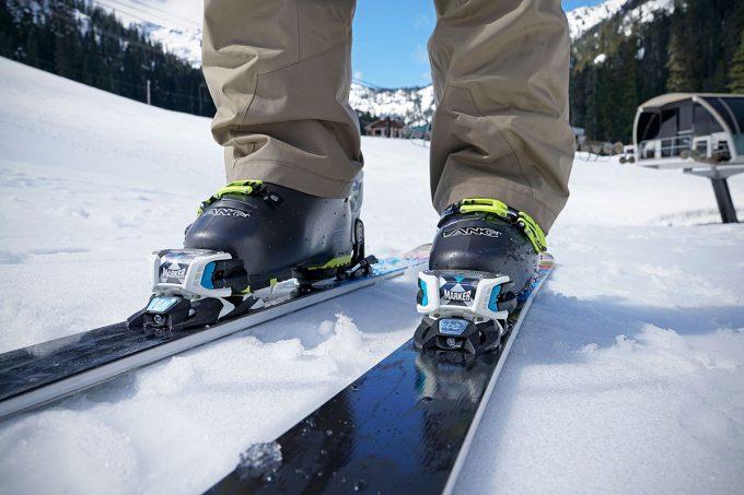 жесткость лыж для фрирайда