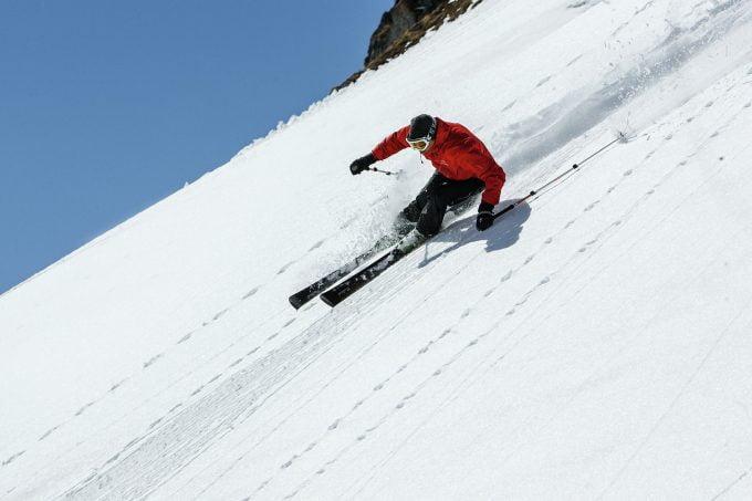 горные лыжи для фрирайда