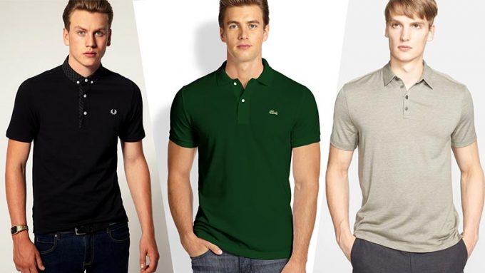 разнообразные воротники рубашки