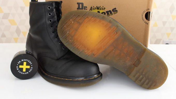 удобство и практичность обуви Dr.Martens