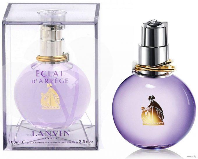 парфюмерная вода Lanvin