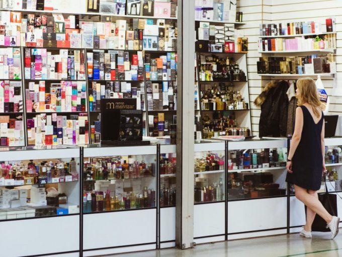 покупка совершается в специализированных магазинах