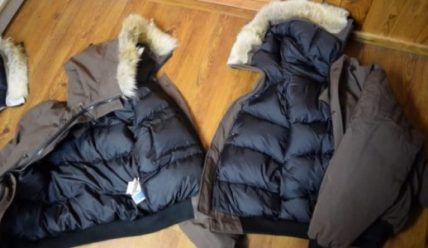 Оригинал курток Canada Goose спасет от холода, но не подделка