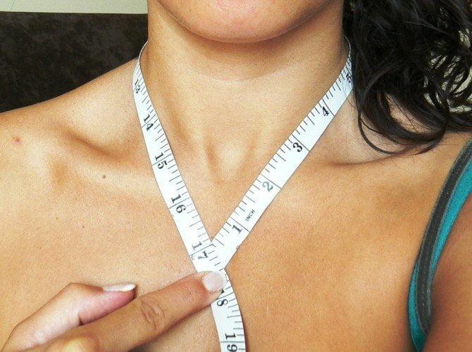 Способы, определить размер цепочки женской