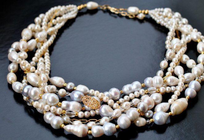 Цепочка-ожерелье