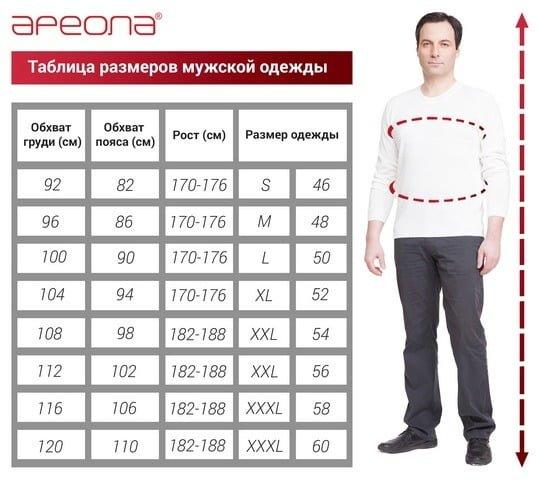 европейская одежда для мужчин