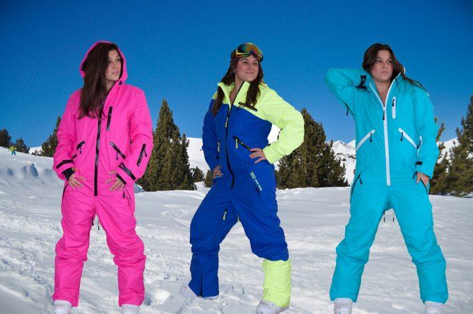 комбинезоны для сноуборда