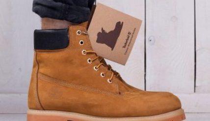 Настоящие ботинки timberland: отличия от подделки