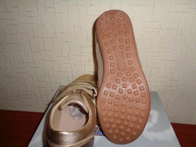как определить кожаную обувь