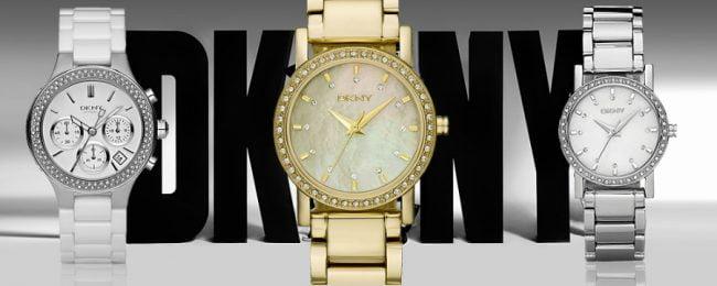 коллекция часов DKNY