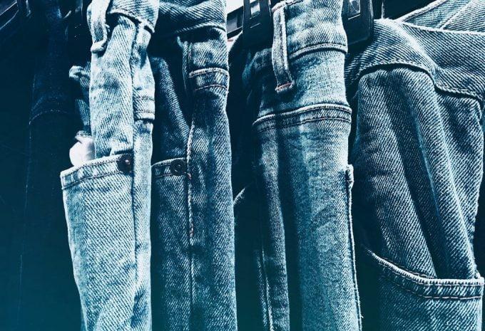 из какого сырья изготавливают джинсы